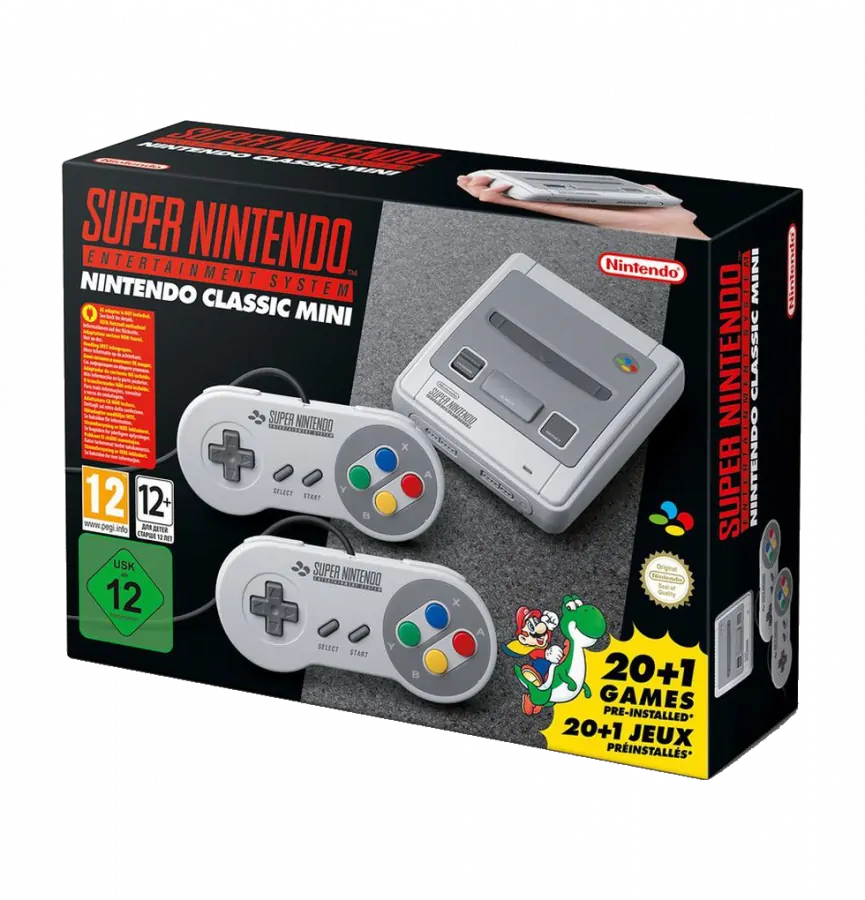 Snes Classic Mini SDMod 32GB