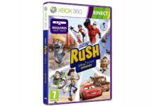 скачать Kinect Rush - A Disney-Pixar Adventure для 360