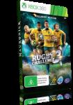 скачать Rugby Challenge 3 (Region Free, ENG) для Xbox 360