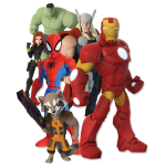 скачать Disney Infinity 2.0 - Marvel Superheroes для 360