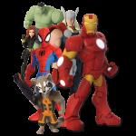 скачать Disney Infinity 2.0 - Marvel Superheroes (Region Free, ENG) для Xbox 360